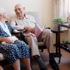 Частный дом — пансионат для престарелых людей