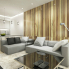 Стиль минимализма в двухкомнатной квартире