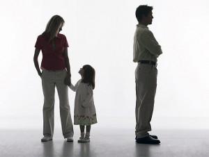 Воспитание детей в неполных семьях.