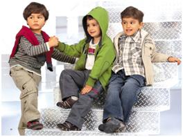 Выбор одежды для мальчика