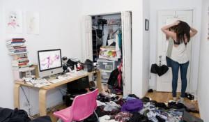 Как подростку убраться в комнате