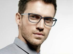 Как выбрать красивую мужскую оправу для очков