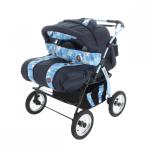 Детская коляска - разумный выбор семьи