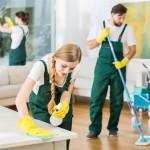 Преимущества профессиональной уборки