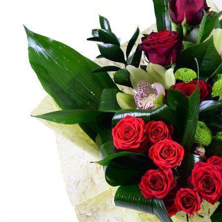 О букетах цветов для мужчин