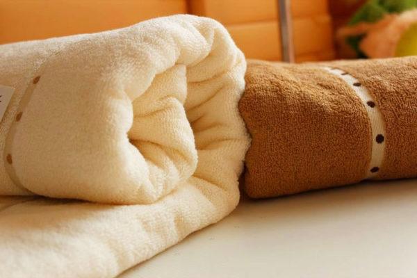 Как выбрать банное полотенце