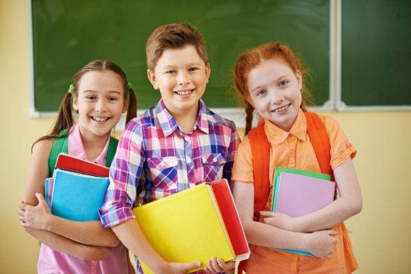 Формирование личности еще со школьной скамьи