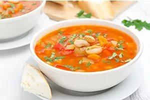 Суп на гриле (рецепт)