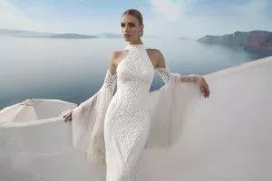 Женщина в белом: яркие вечерние белые вечерние платья