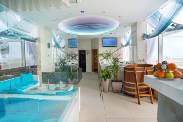 Spa в отеле Немо