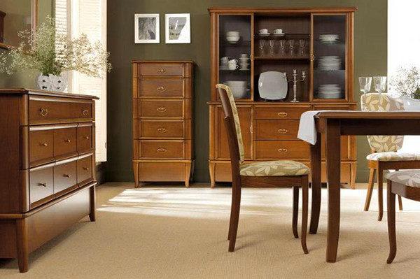Основные преимущества деревянной мебели