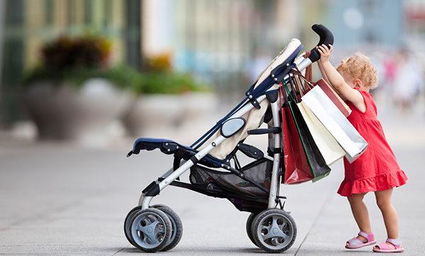Выбор детской коляски с учетом базовых потребностей