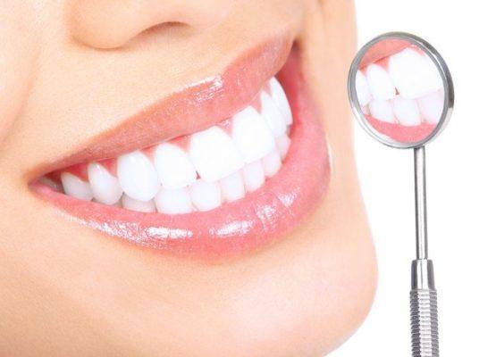 Отбеливание и забота о зубах