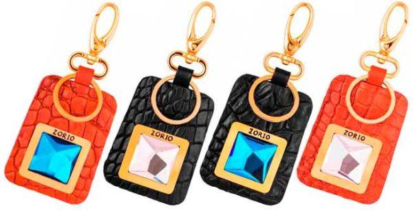 Какая бывает фурнитура для ключей и брелоков?