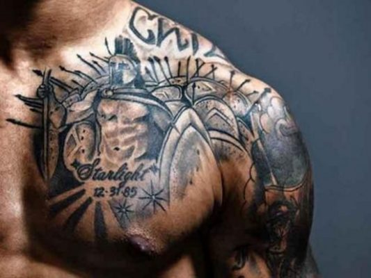 Татуировка не навсегда.