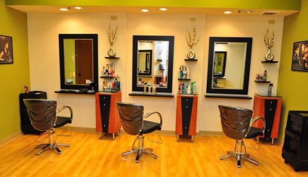 Отличие салона от парикмахерской