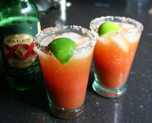 Коктейль «Мичелада» идеальный летний напиток